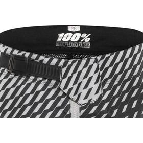 100% R-Core DH Broek Heren grijs/zwart